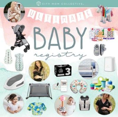 Win a $1,600 Baby Registry Package
