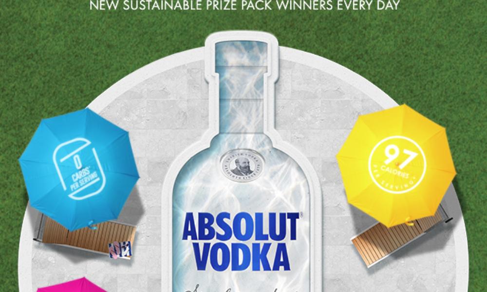 Win an Absolut Summer Essentials Pack