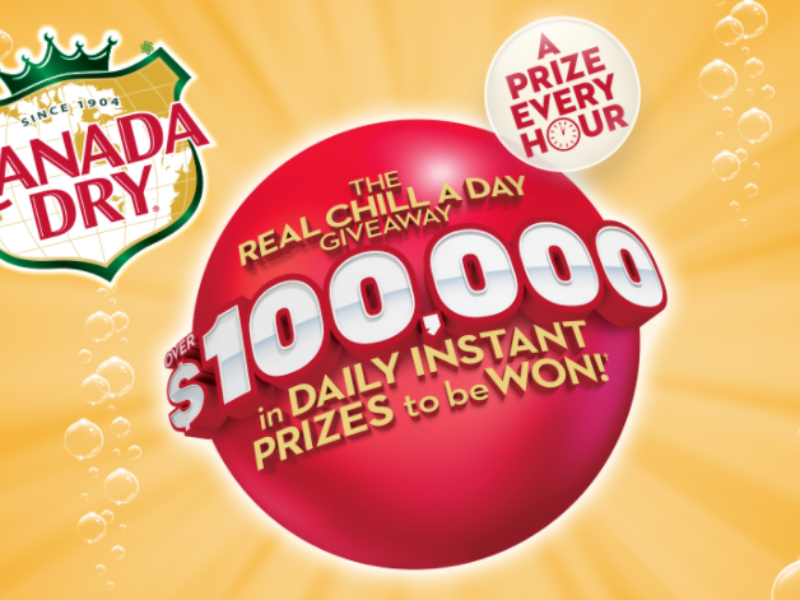 Win a 2020 Subaru Forester SUV from Canada Dry