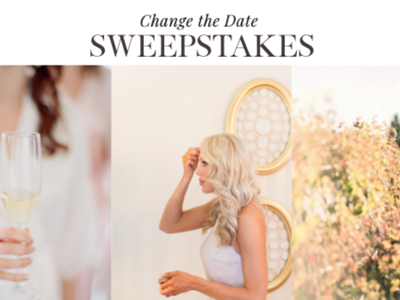 Win a Dream Wedding from Veritas