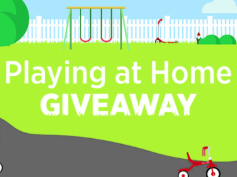 Win Toys Daily from Radio Flyer