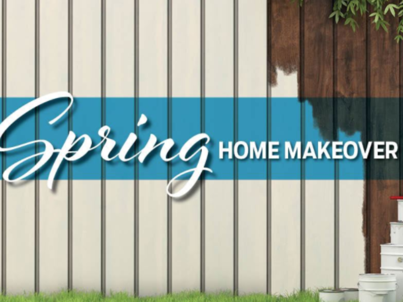 Win a Spring Home Makeover