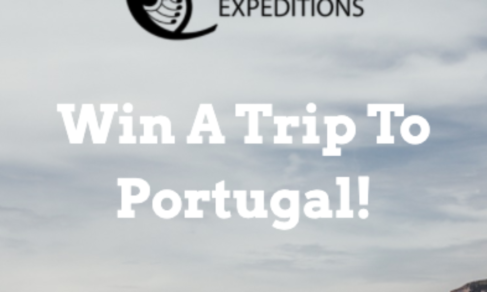 Win a Trip to Portugal from Acanela