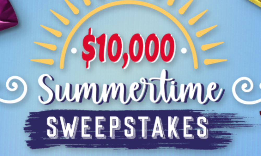 Win $10K from Tasty Rewards