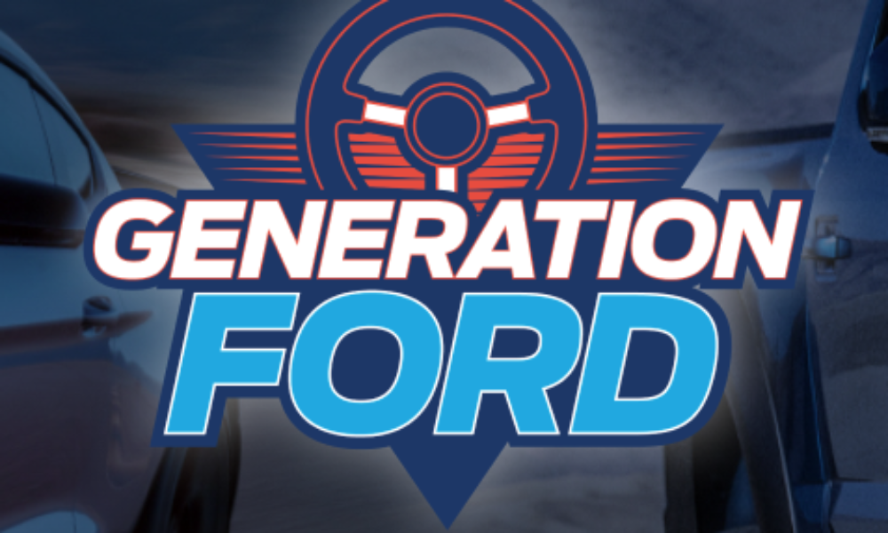 Win a Track Experience with Ford's Next Generation of Racers