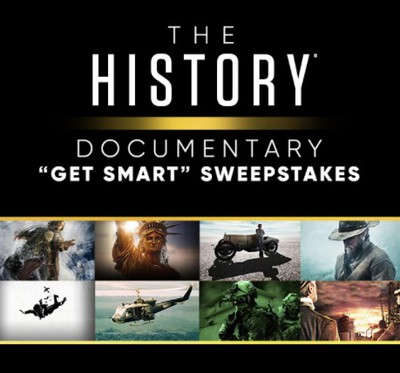 """Win a 65"""" Smart TV + AMEX Gift Card"""