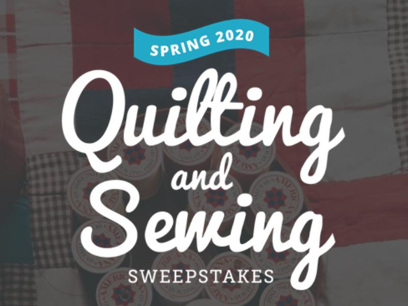 Win a BRILLIANCE 75Q Sewing Machine