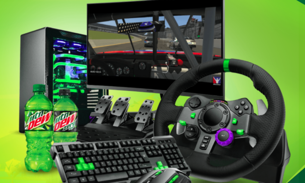 Win a Sim Racing Setup from Speedway