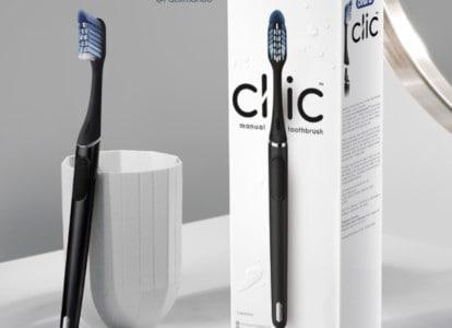 Win an Oral-B Clic Toothbrush Starter Kit