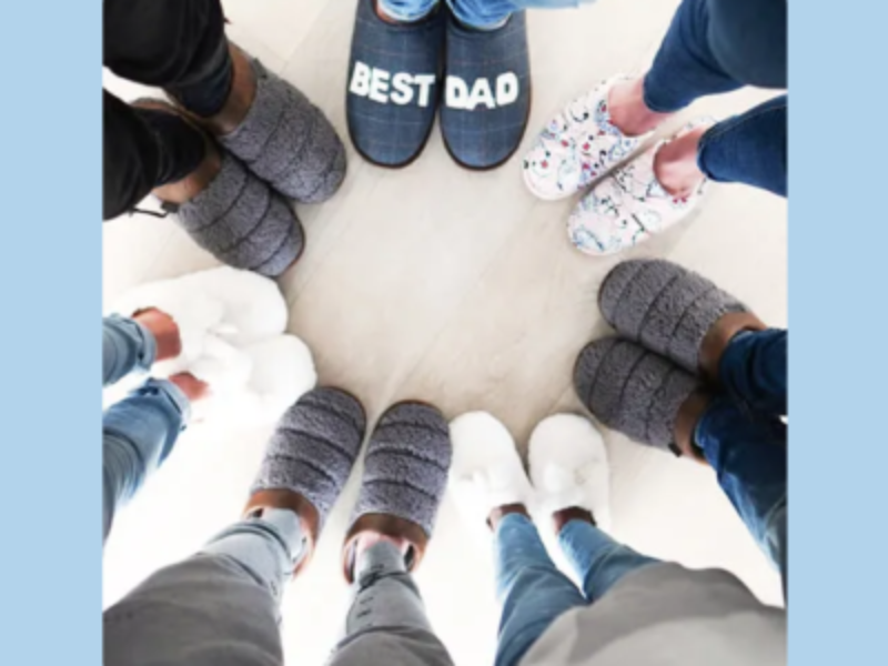 Win Two Pairs of Dearforms Slippers