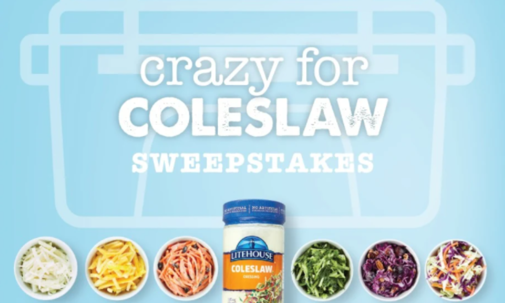 Win a YETI Cooler from Litehouse Foods