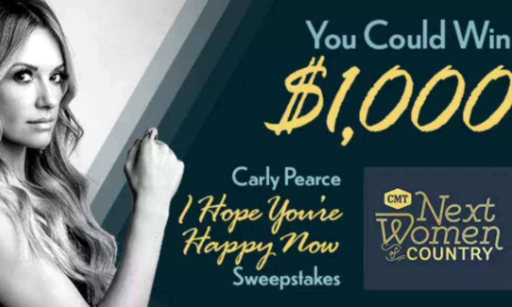 Win $1K from CMT Cody