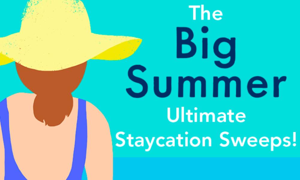 Win a Staycation Prize Pack