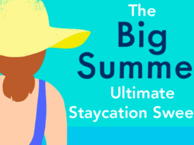 Win a Staycation Prize Pack