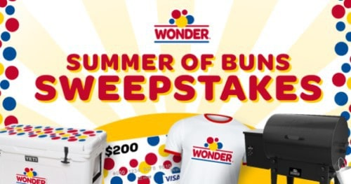 Win a Grill, Cooler, Speaker & VISA Gift Card