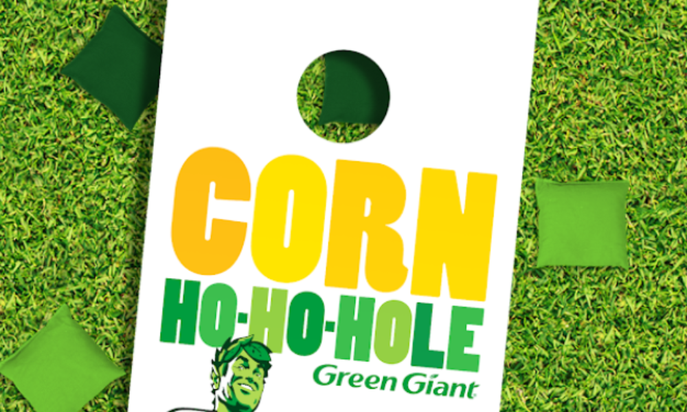 Win 1 of 40 Green Giant Cornhole Boards