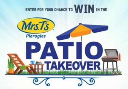 Win a Patio Set, Weber Grill & Water Slide