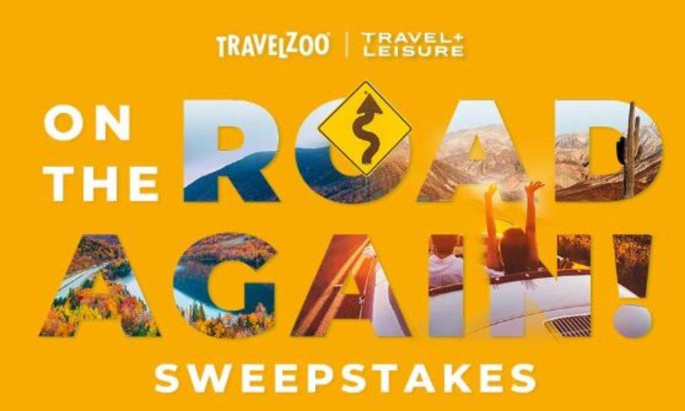 Win $2K Towards a Dream Road Trip