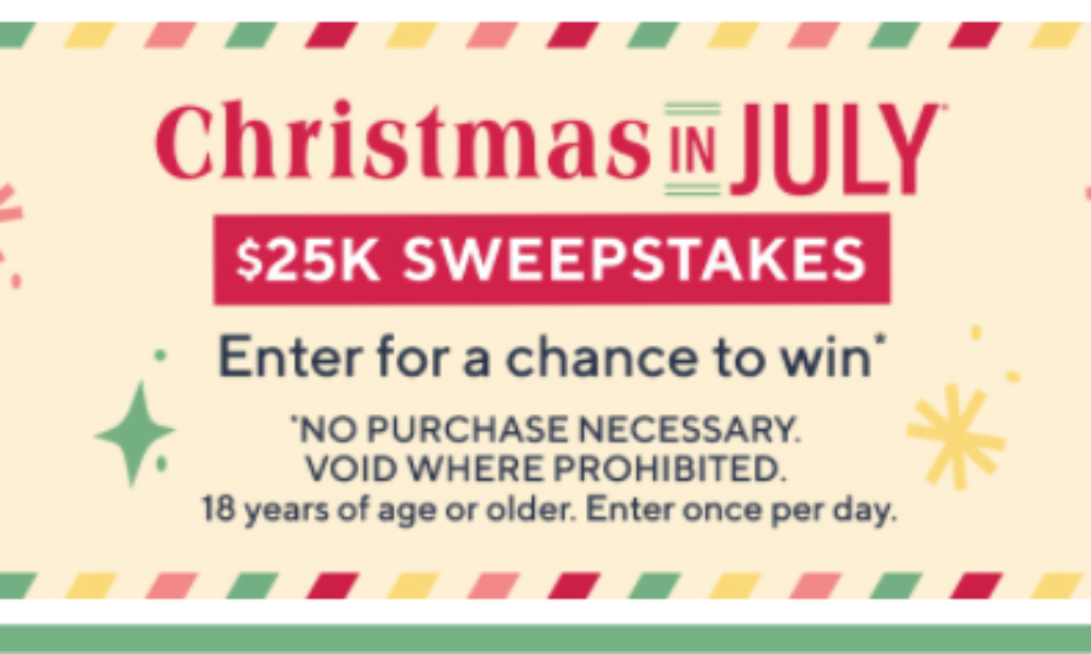 Win $25K from QVC