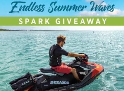 Win a Sea-Doo SPARK, Salt Life Sunglasses & More