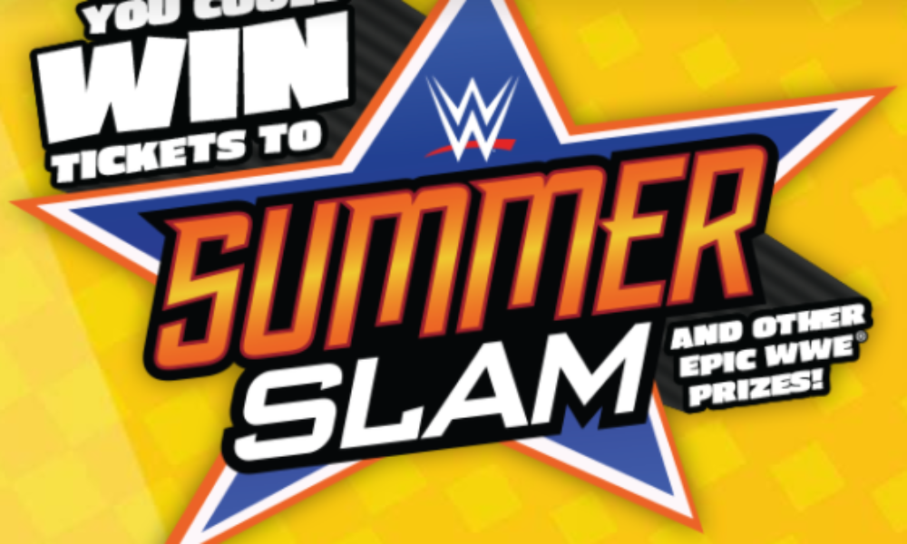 Win a Trip to WWE Summerslam