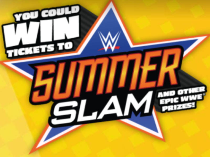Win a Trip to WWE Summerslam