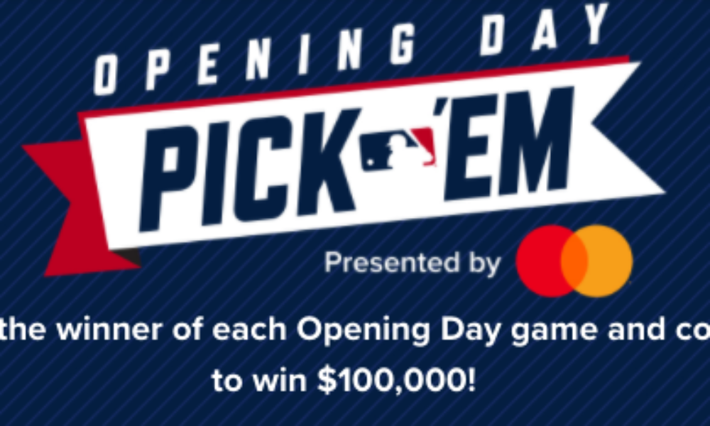 Win up to $100K from MLB