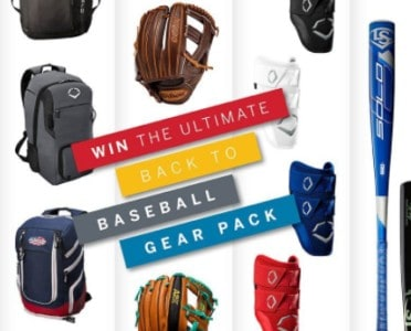 Win the Ultimate Baseball Prize Package