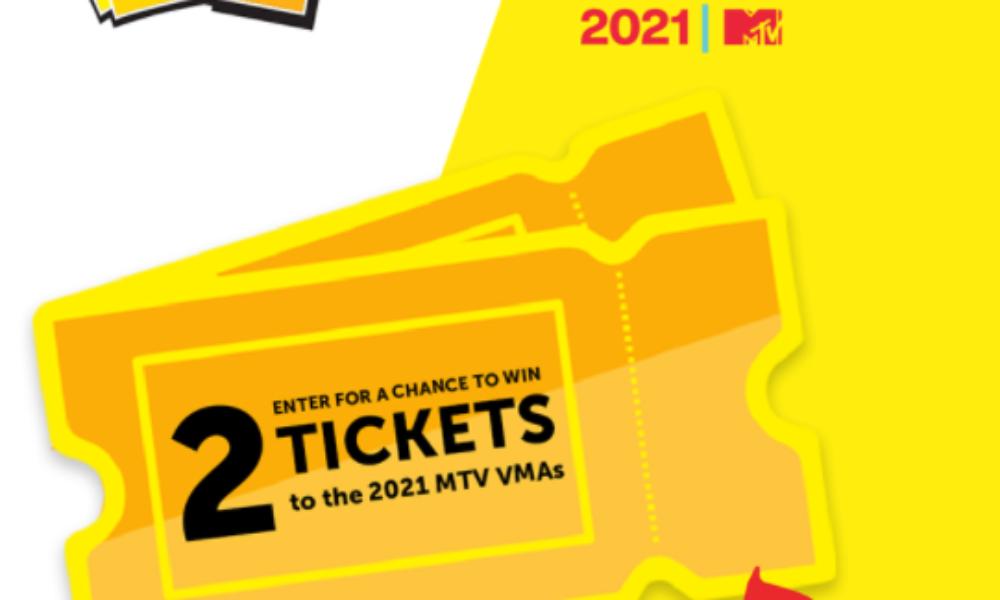 Win a Trip to the 2021 MTV VMAs