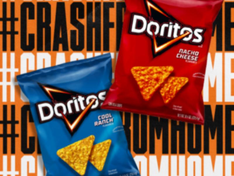 Win $10K from Doritos