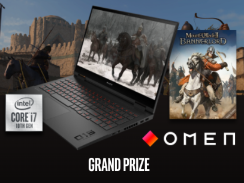 Win An Hp Omen 15 Gaming Laptop Granny S Giveaways