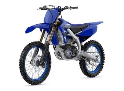 Win a 2021 Yamaha YZ250F & Fly Gear Set