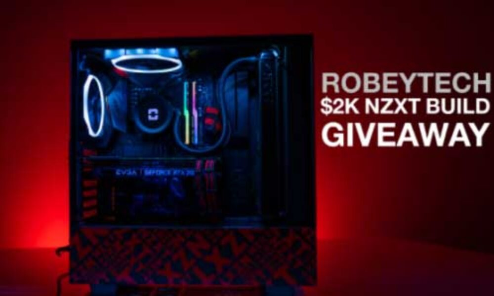 Win a Custom $2K NZXT PC