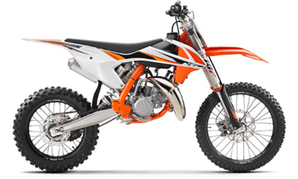 Win a KTM 85 SX Motorcycle