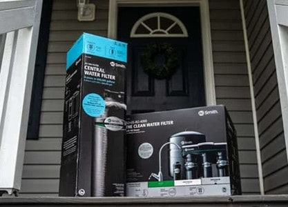 Win an A. O. Smith Water Filtration System