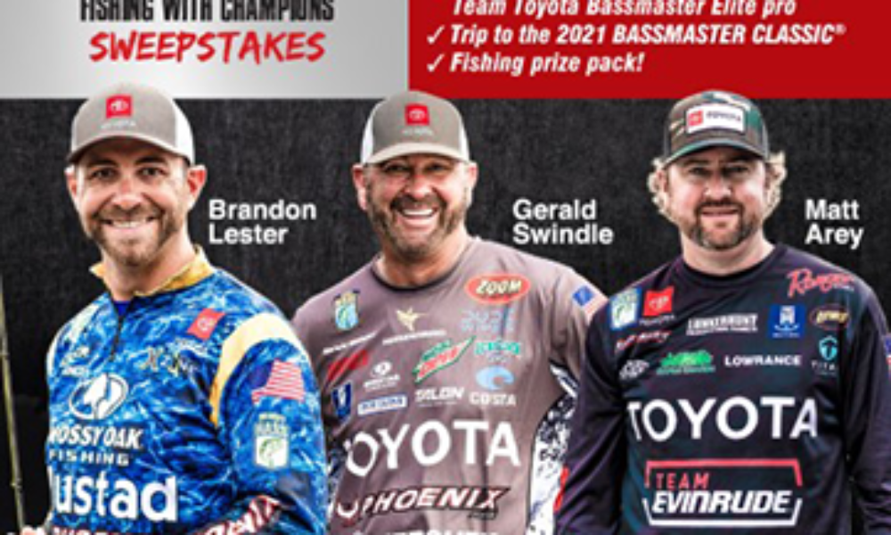 Win a $21K Fishing Prize Package