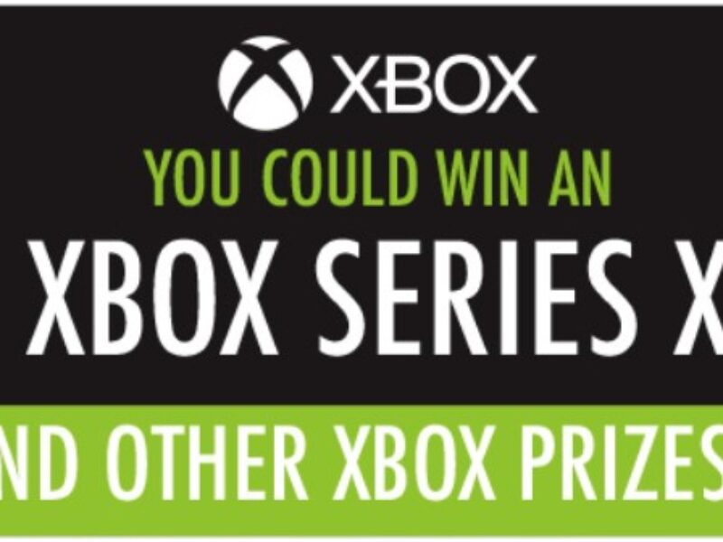 Win an Xbox Series X from Family Dollar