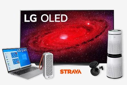"""Win a 77"""" LG OLED TV"""