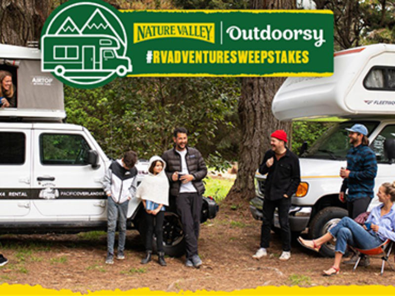 Win a Nature Valley Adventure Gift Kit