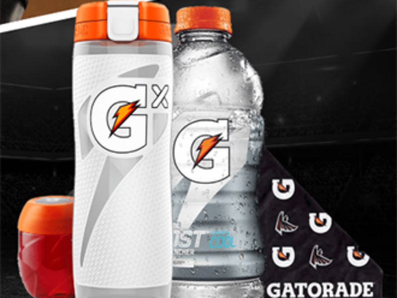 Win an NFL Team Sideline Towel from Gatorade