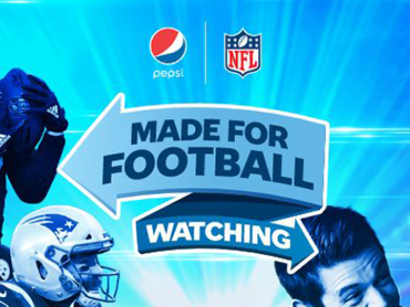 Win a Tailgate in a Box from Pepsi