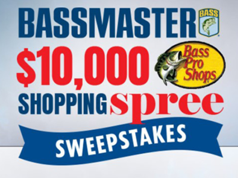 Win a $10K Bass Pro Shops Gift Card