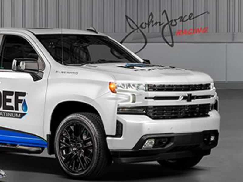 Win a 2020 Chevy Silverado Duramax Truck