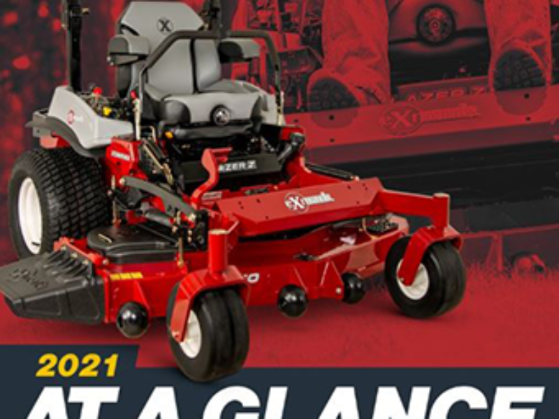Win a $12K Exmark Zero-Turn Mower