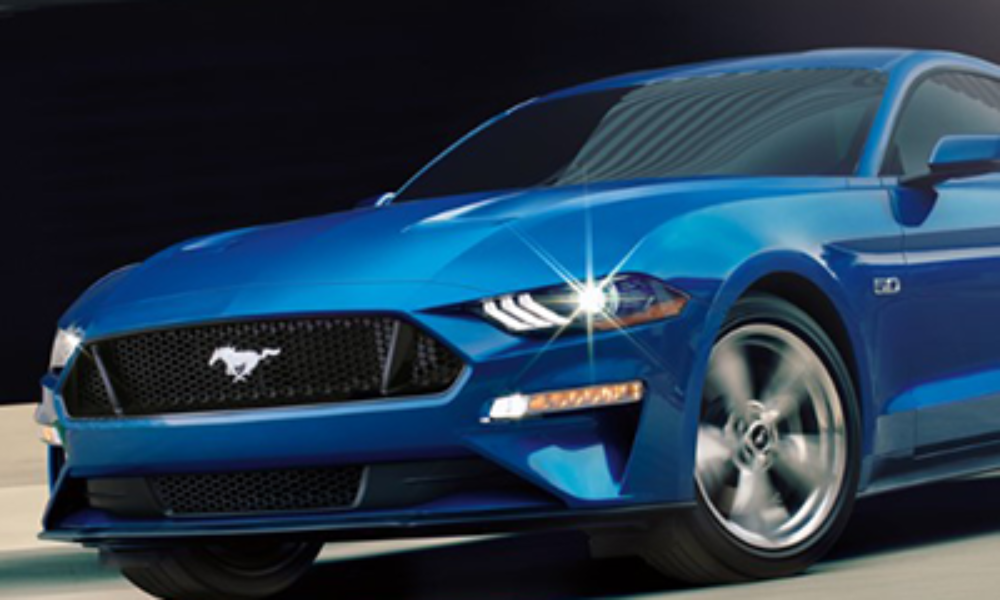 Win a Custom 2020 Ford Mustang GT