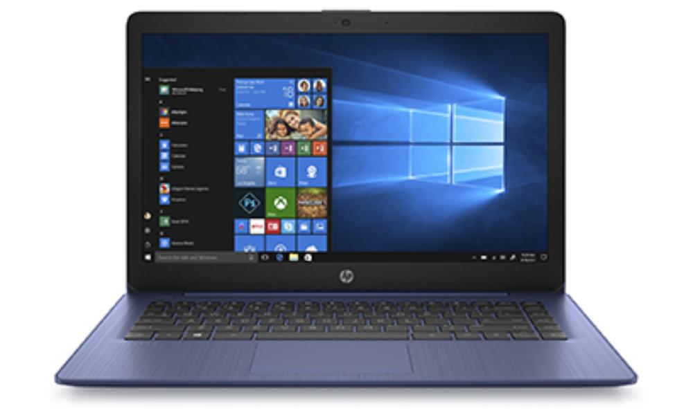 "Win an HP Stream 14"" Laptop + $100 AMEX Gift Card"
