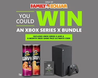 Win an Xbox Series X Bundle