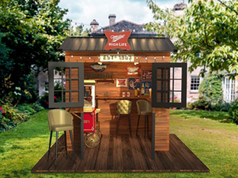 Win a One-Of-A-Kind Backyard Dive Bar