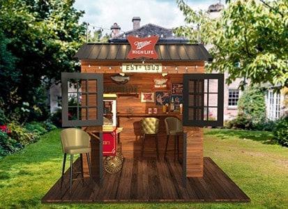 Win a One-Of-A-Kind Backyard Dive Bar