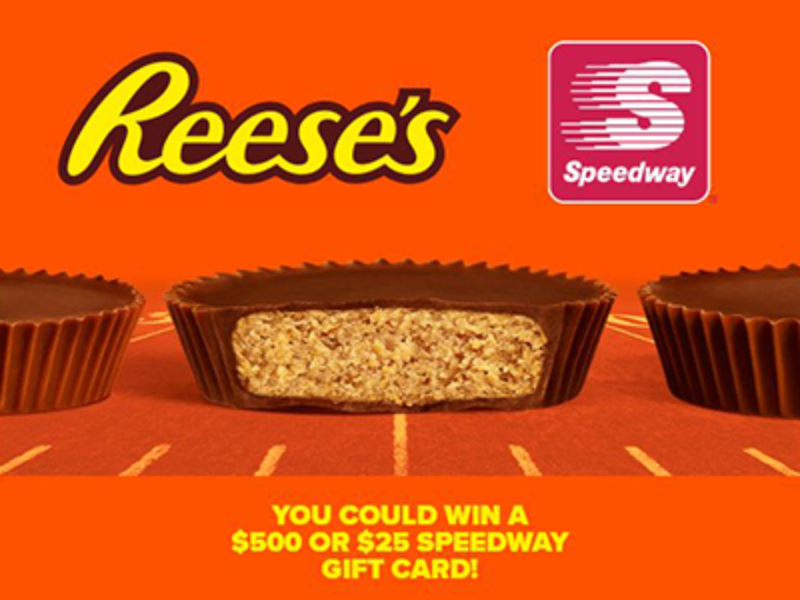 Win 1 of 16 $500 Speedway Gift Cards